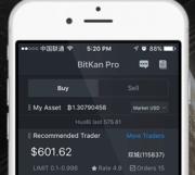 Кошелек Bitkan запускает внебиржевую трейдинговую службу Bitcoin Cash