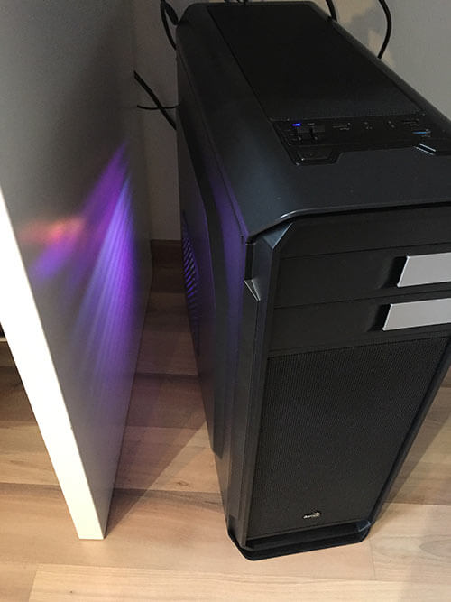 Компьютер готов