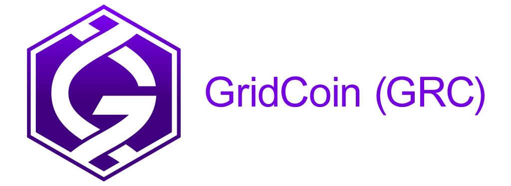 Криптовалюта GridСoin