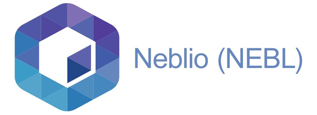 Криптовалюта Neblio