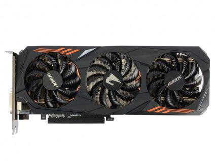 GIGABYTE GeForce GTX 1060 AORUS GV-N1060AORUS-6GD 6Gb 1607Mhz