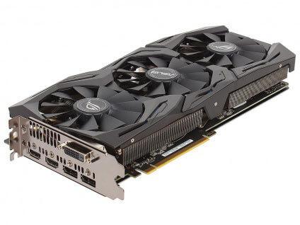 ASUS GeForce GTX 1060 STRIX-GTX1060-6G-GAMING 6GB 1506 MHz