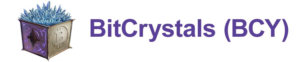 Криптовалюта BitCrystals