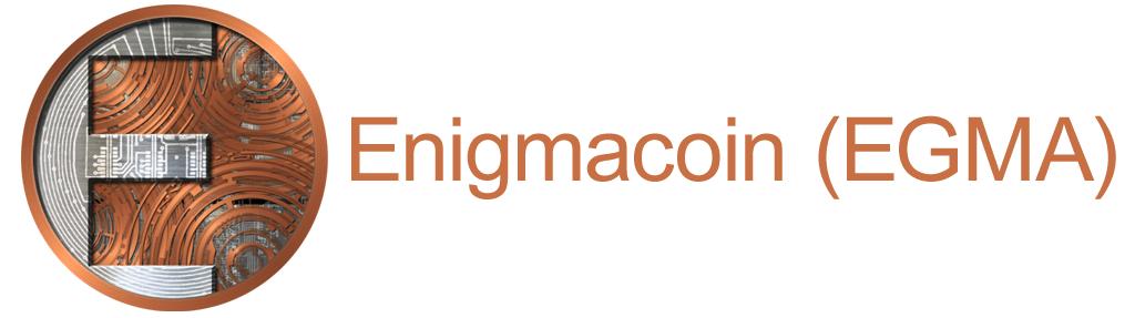 Криптовалюта Enigmacoin