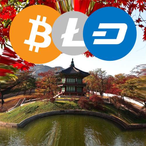 Более 30% работающих корейцев инвестируют в криптовалюту
