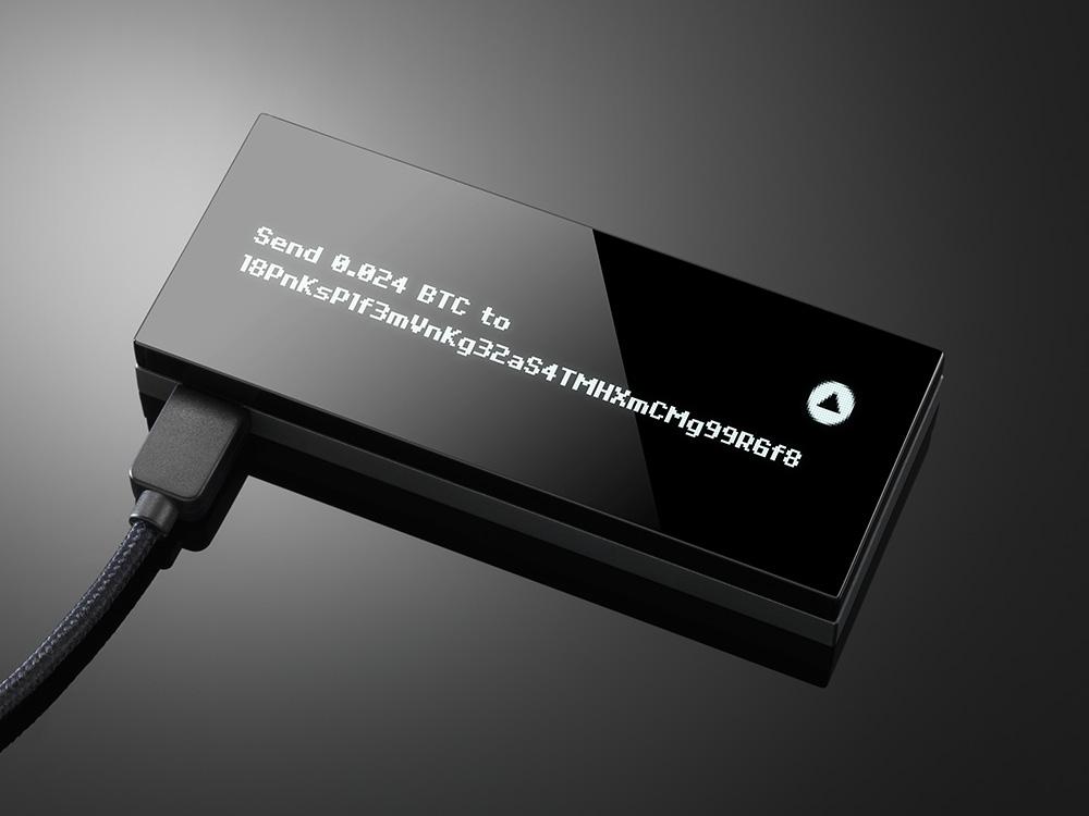 Аппаратный кошелек для bitcoin, litecoin, dogecoin, dash и namecoin