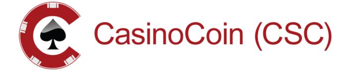 Криптовалюта CasinoCoin