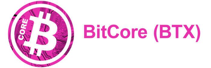 Криптовалюта BitCore