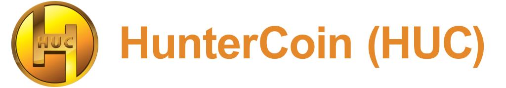 Криптовалюта HunterCoin