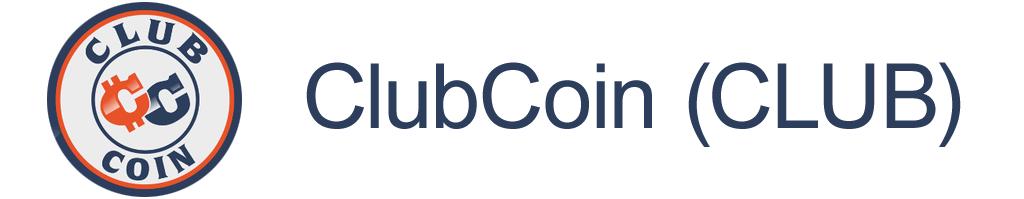 Криптовалюта ClubCoin