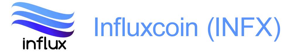 Криптовалюта Influxcoin