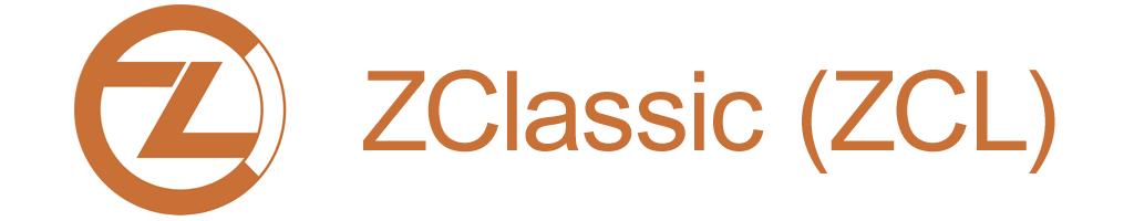 Криптовалюта ZClassic