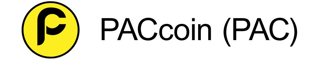 Криптовалюта PACcoin