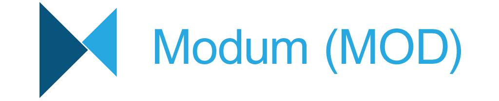 Криптовалюта Modum
