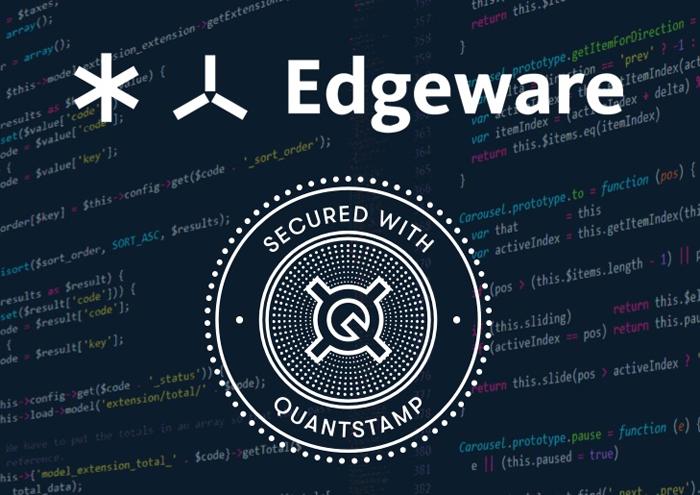 Edgeware запускает токены 17 февраля 2020 г