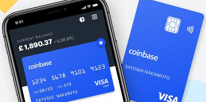 Coinbase получает основное членство Visa