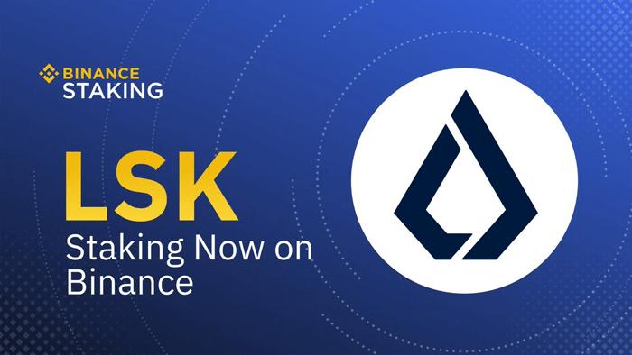 Binance поддержит стейкинг Lisk (LSK), начиная с 27 февраля