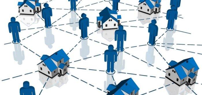 Как технология блокчейна меняет рынок недвижимости?