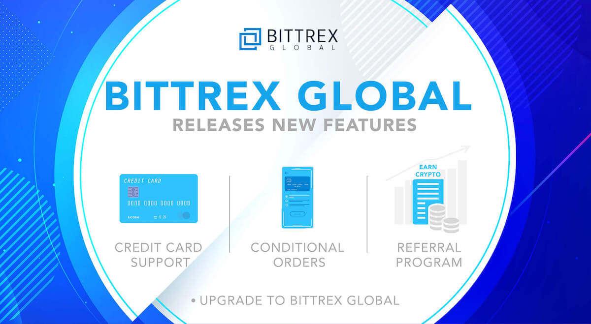 Биржа Bittrex полностью изменила интерфейс и выставила самые низкие торговые комиссии