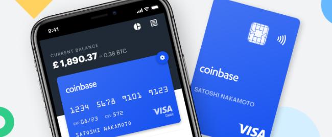 Теперь вы можете использовать карту Coinbase с Google Pay