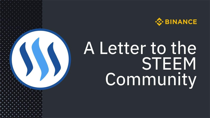 Binance поддержит грядущий Steem Hard Fork и распространит новый токен HIVE среди владельцев STEEM