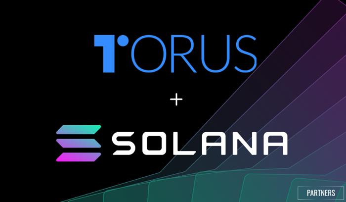 Solana и Torus объявили о партнерстве