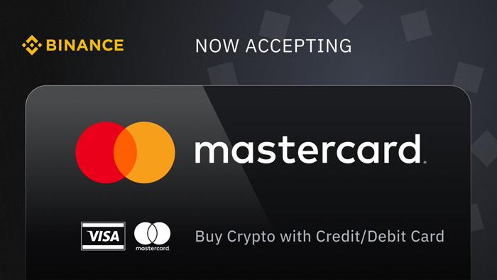 Теперь купить Crypto можно через Mastercard!