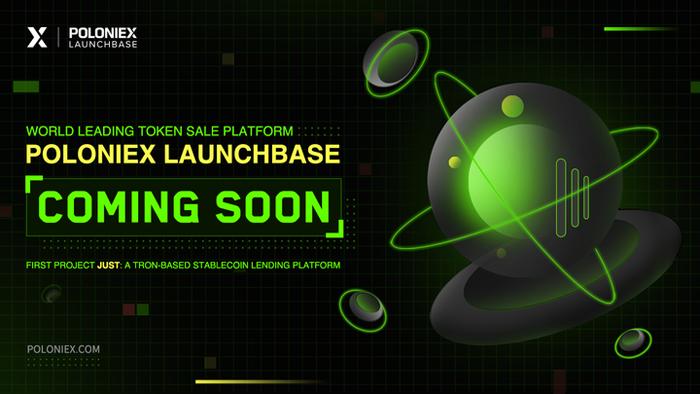 Poloniex выпускает платформу для запуска токенов - LaunchBase