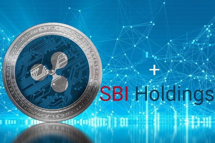 SBI Holdings планирует интегрировать расчеты с использованием Ripple в японских банкоматах