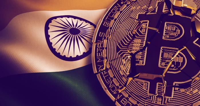 Индия рассматривает повсеместный запрет на биткоины