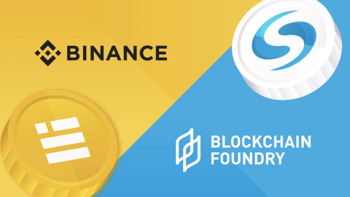 Binance и Blockchain Foundry работают вместе для расширения доступа к BUSD