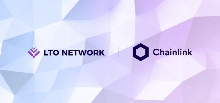LTO Network интегрирует сеть оракулов Chainlink