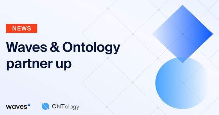 Waves и Ontology объявили о партнерстве для решения проблем DeFi