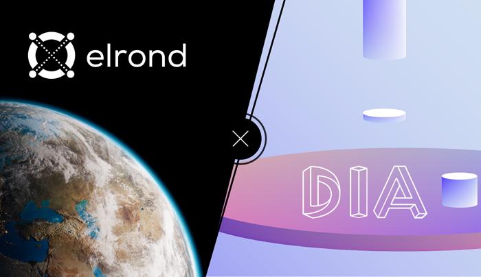 Продукты DeFi и CeFi на Elrond получат доступ к автономным и кросс-чейн данным через оракулы DIA