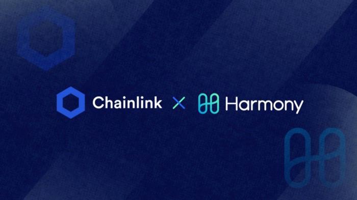 Harmony интегрирует решение Chainlink