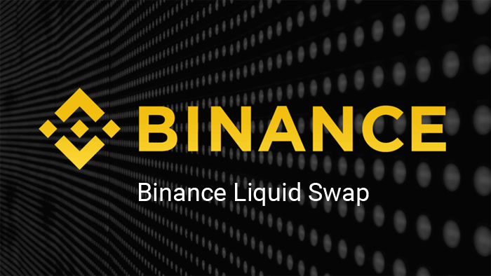 Binance запустила новый продукт Binance Liquid Swap