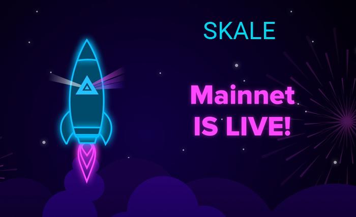 SKALE запускает Mainnet