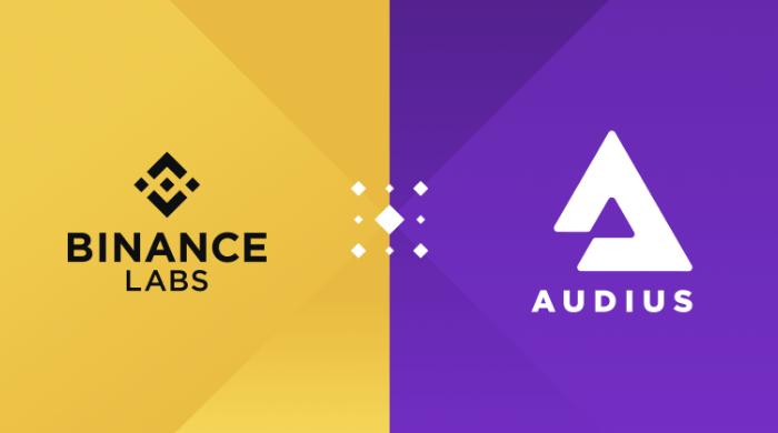 Binance Labs сделал стратегические инвестиции в Audius