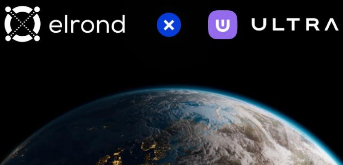 Elrond и Ultra объявили о партнерстве для создания игровых сценариев