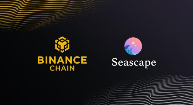 Binance инвестировала в платформу Seascape, предназначенную для экономик DeFi и NFT