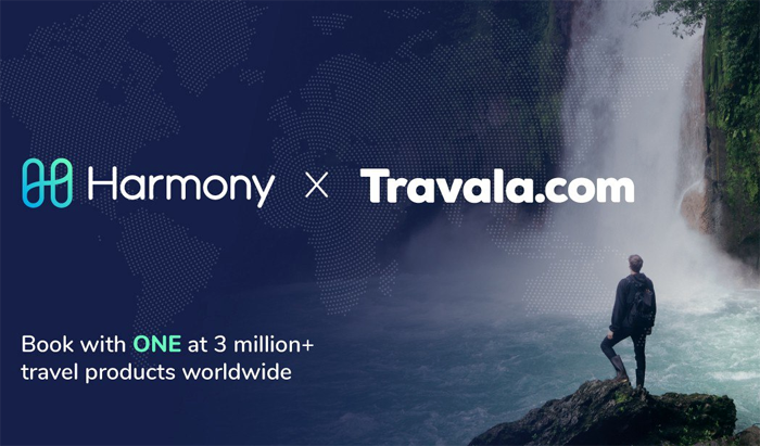 Travala.com объединилась с Harmony Protocol для интеграции токена ONE