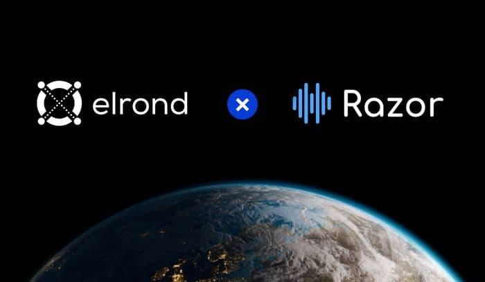 Elrond объявил о сотрудничестве с оракулом Razor Network