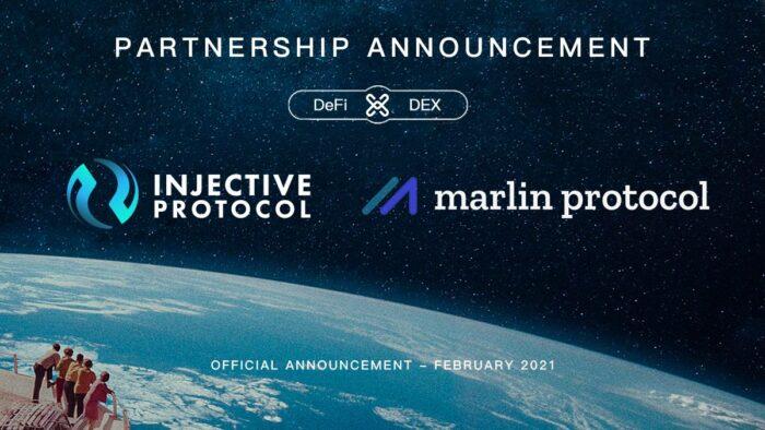 Injective объявил о партнерстве с Marlin