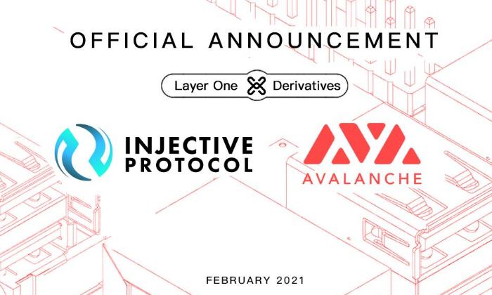 Injective объявил об интеграции с Avalanche