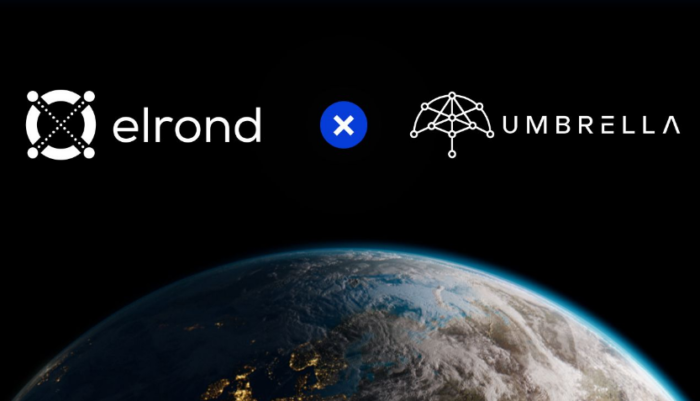 Elrond объявил о сотрудничестве с Umbrella Network
