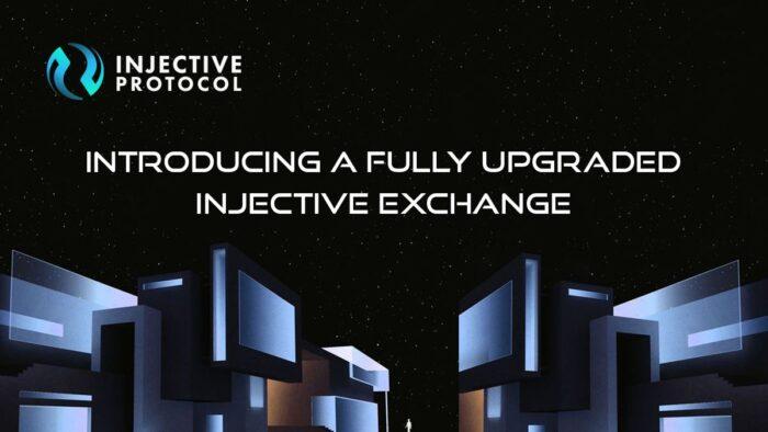 Обновление Injective Exchange: новый механизм согласования заказов