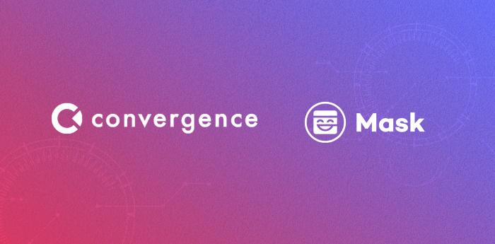 Mask Network стала партнером Convergence