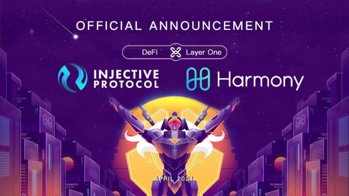 Injective объявил об интеграции с Harmony
