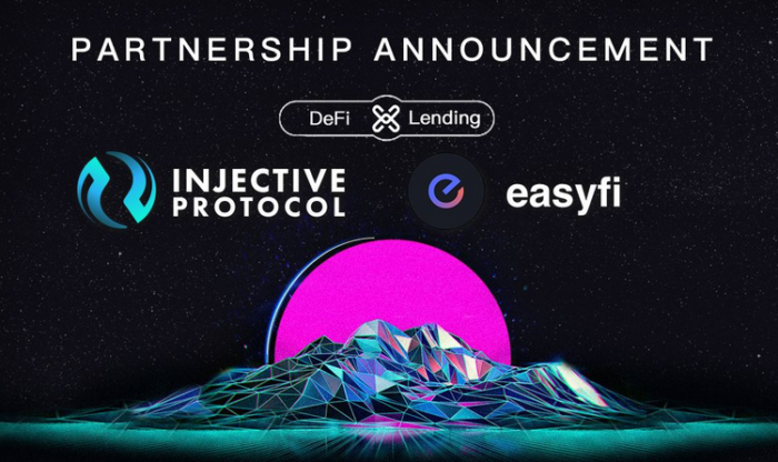 Injective запустит кредитование фьючерсов на синтетические акции вместе с EasyFi