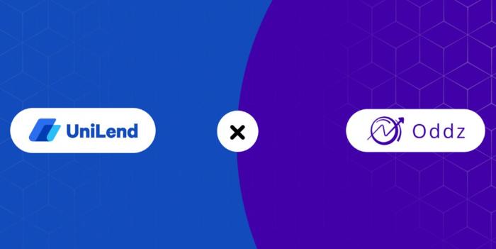 UniLend запустил флеш-лоан функционал и стейкинг для Oddz Finance